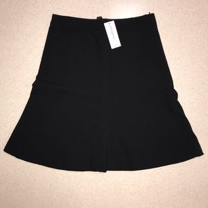 Banana Republic Wool Blend Career Wear Skirt Black